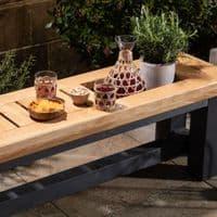 Wylam Oak Garden Bench | Outdoor Collection